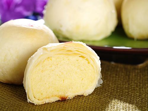 小月餅(蛋奶素) 1