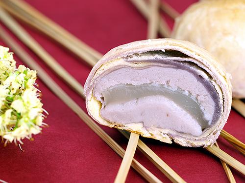 芋頭麻糬(奶素) 1