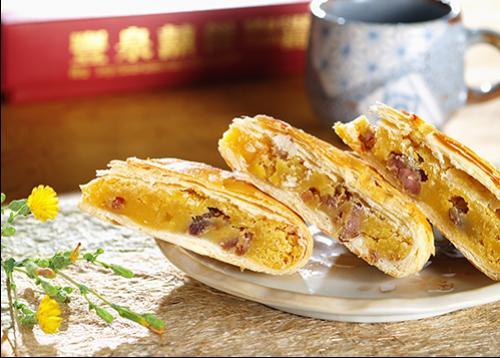 魯肉豆沙餅 1